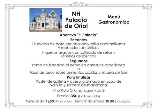 Palacio Oriol